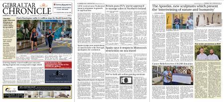Gibraltar Chronicle – 09 June 2021