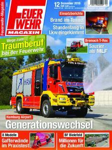 Feuerwehr-Magazin - Dezember 2019
