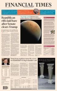 Financial Times Europe - February 15, 2021