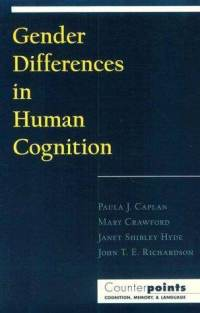 Gender Differences in Human Cognition (repost)