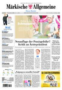 Märkische Allgemeine Dosse Kurier - 22. Juni 2019