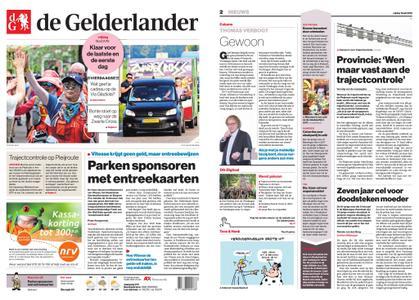 De Gelderlander - Rivierenland – 19 juli 2019