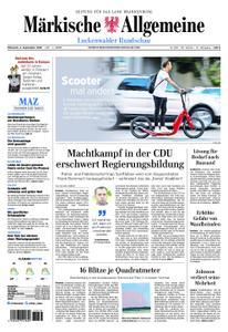 Märkische Allgemeine Luckenwalder Rundschau - 04. September 2019