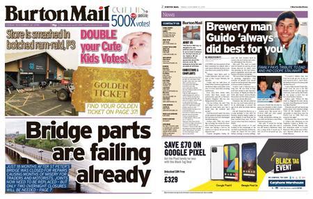 Burton Mail – November 22, 2019