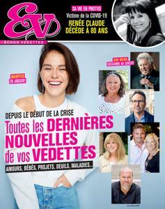 Échos Vedettes - 29 mai 2020