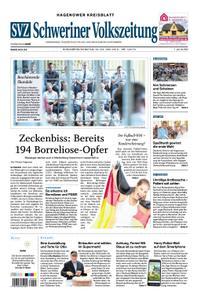 Schweriner Volkszeitung Hagenower Kreisblatt - 22. Juni 2019