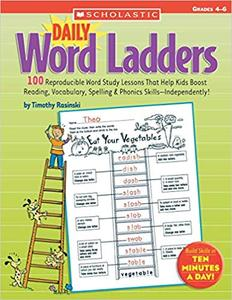 Daily Word Ladders: Grades 4–6 (Repost)