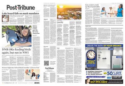 Post-Tribune – August 14, 2021