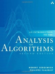 An Introduction to the Analysis of Algorithms, 2nd Edition (repost)