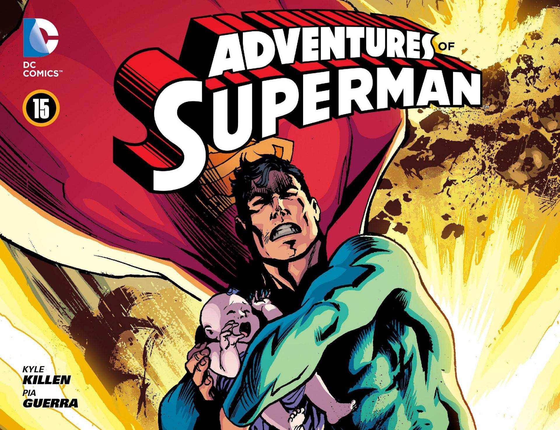 Adventures of Superman 015 2013 Digital