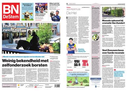 BN DeStem - Bergen op Zoom – 15 april 2019
