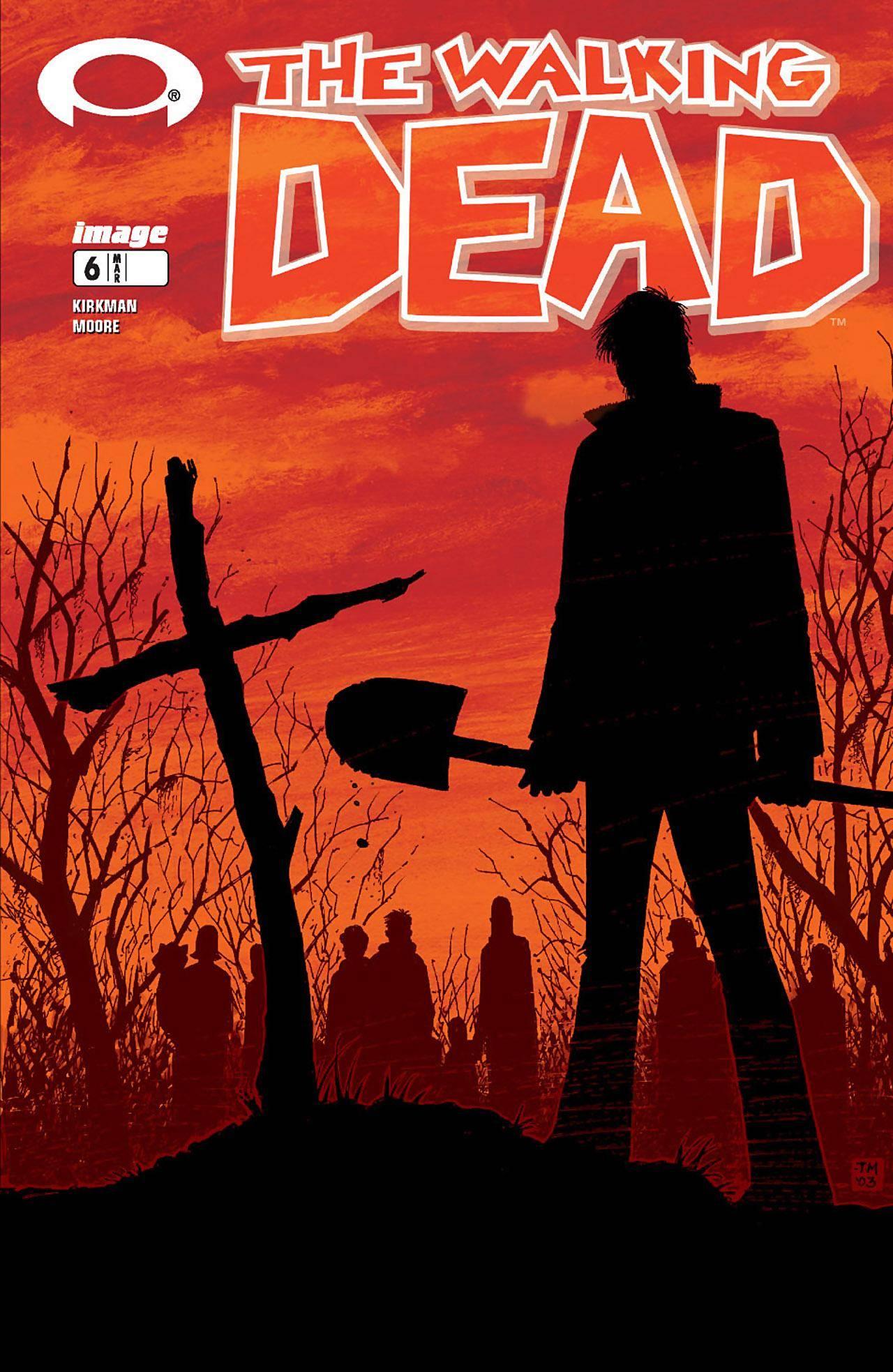 Walking Dead 006 2004 digital