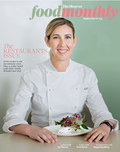 The Observer Food Monthly – 15 August 2021
