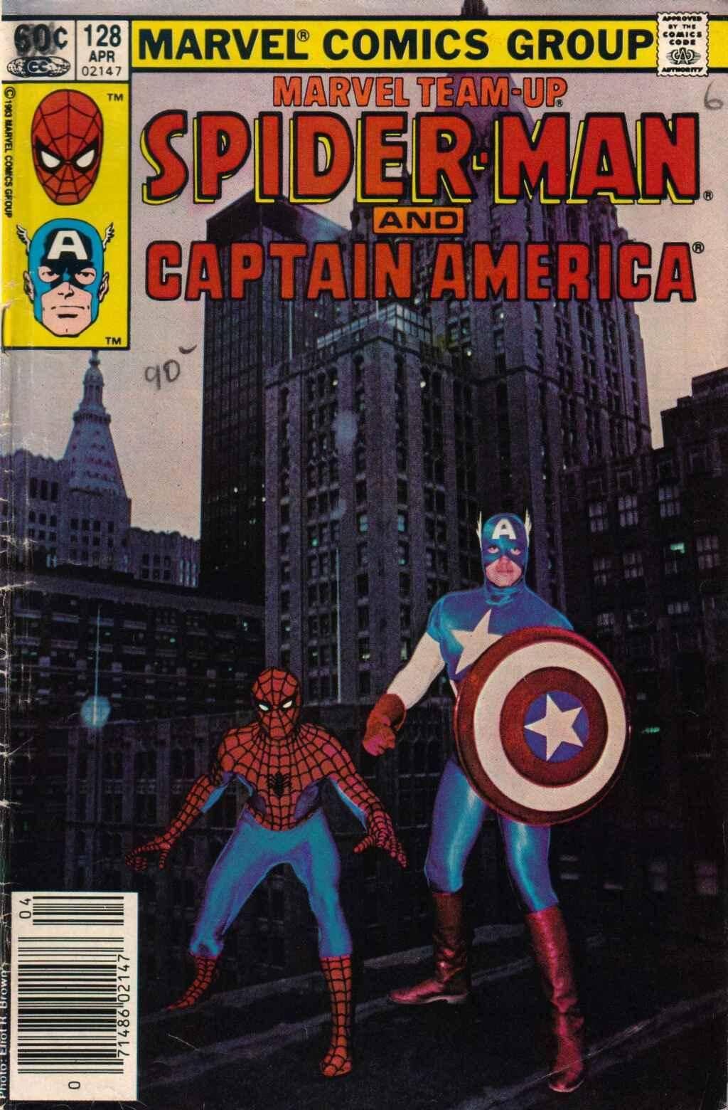 Marvel Team-Up v1 128 1983
