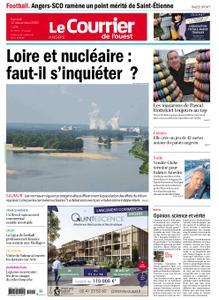 Le Courrier de l'Ouest Angers – 12 décembre 2020
