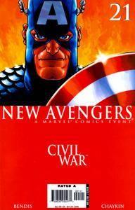 New Avengers 021