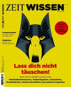 Zeit Wissen - Mai/Juni 2019