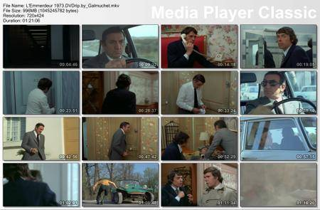 L'Emmerdeur [A Pain in the A**] 1973