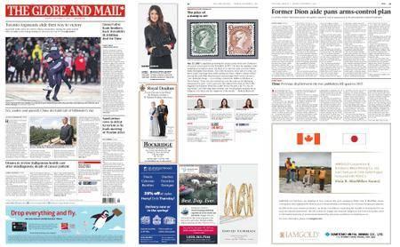 The Globe and Mail – November 27, 2017