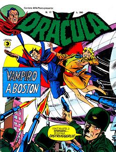 Dracula - Volume 17 - Un Vampiro A Boston