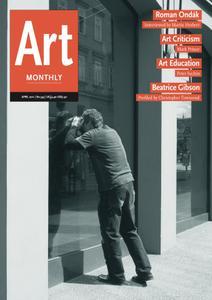 Art Monthly - April 2011   No 345