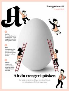 A-Magasinet – 17. april 2019