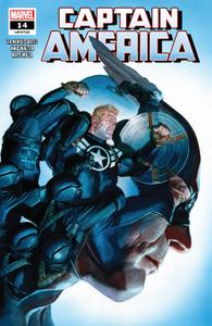 Captain America 014 2019 Digital Zone