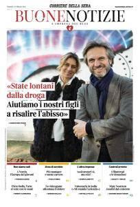 Corriere della Sera Buone Notizie - 13 Febbraio 2018