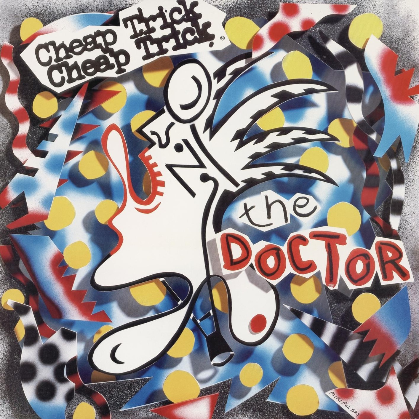 Cheap Trick The Doctor 1986 2015 Official Digital