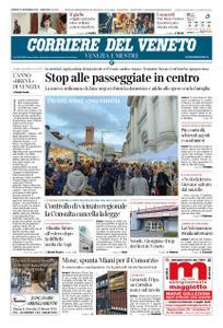Corriere del Veneto Venezia e Mestre – 13 novembre 2020