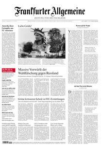 Frankfurter Allgemeine Zeitung - 21 September 2021