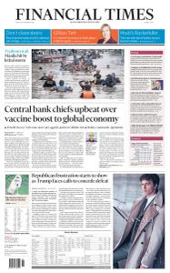 Financial Times Middle East - November 13, 2020