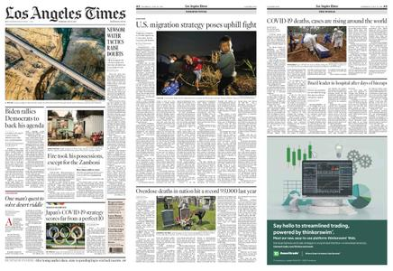 Los Angeles Times – July 15, 2021