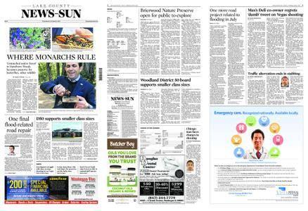 Lake County News-Sun – October 04, 2017