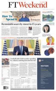Financial Times Asia - October 10, 2020