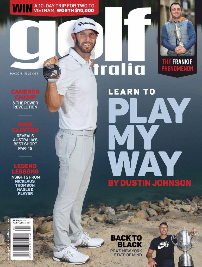 Golf Australia - May 2019