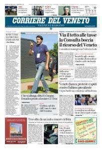 Corriere del Veneto Vicenza e Bassano - 20 Aprile 2018