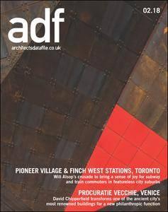 Architects Datafile (ADF) - February 2018