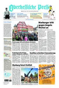 Oberhessische Presse Marburg/Ostkreis - 04. Oktober 2018