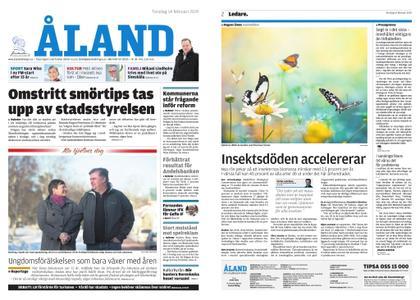 Ålandstidningen – 14 februari 2019