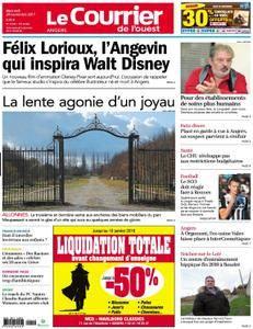 Le Courrier de l'Ouest Angers - 29 novembre 2017