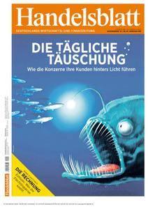 Handelsblatt - 19. Februar 2016