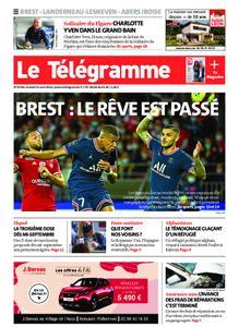 Le Télégramme Brest Abers Iroise – 21 août 2021