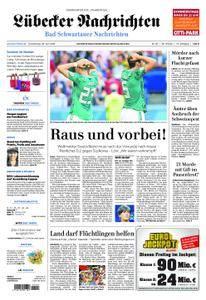 Lübecker Nachrichten Bad Schwartau - 28. Juni 2018