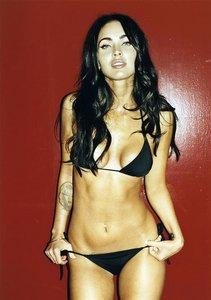 Megan Fox - Terry Richardson Photoshoot for GQ Magazine