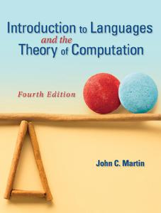 Introduction to Languages and the Theory of Computation (Repost)
