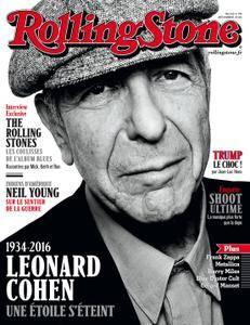 Rolling Stone France - décembre 2016