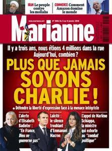 Marianne - 09 janvier 2018