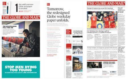 The Globe and Mail – November 30, 2017