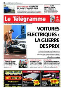 Le Télégramme Ouest Cornouaille – 24 mars 2021